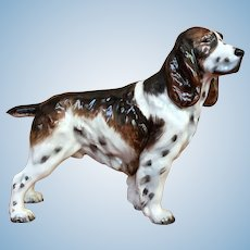Royal Doulton Springer Spaniel retired HN 2516