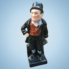 Royal Doulton Bill Sikes from Oliver Twist