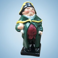 Royal Doulton Mr. Bumble from Dickens' Oliver Twist