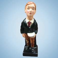 "Royal Doulton Dickins' ""Oliver Twist"" from book of same name."
