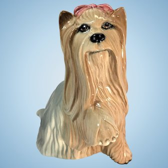 Vintage Royal Doulton Yorkshire terrier