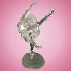 Retired Swarovski Ballerina in original packaging 1999