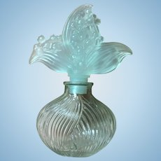 Vintage Avon Spring Song Decanter Lily of the Valley Cologne
