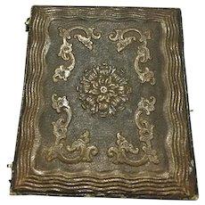 Antique unused darrogotype holder