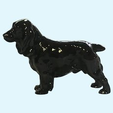 "Royal Doulton Cocker Spaniel Champion ""Lucky Star of Ware""."
