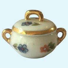 Vintage Limoges miniature casserole