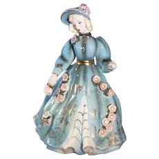"1956 ""Southern Belle"" figurine 102295 by Geo Z Lefton"