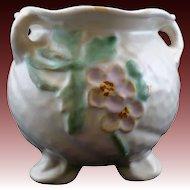 """Vintage Weller pottery """"Delsa"""" Vase"""