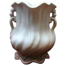 """Weller Pottery """"Lido"""" Model Vase"""
