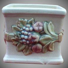 "Vintage Weller ""Roma"" Model Ceramic Planter"