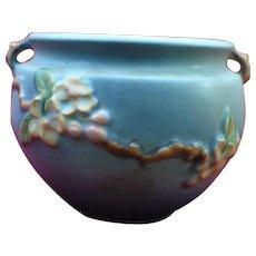 Vintage Roseville Apple Blossom vase