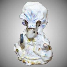 Beswick Pottery Lady Mouse - British Made