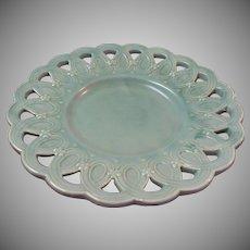 "Vintage Weller Plate  ""classic"" pattern"