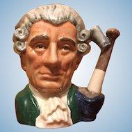 """Royal Doulton Apothecary mug """"Characters from Williamsburg"""""""