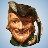 Royal Doulton Robin Hood mug