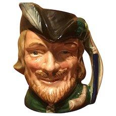 Royal Doulton Robin Hood D 6534
