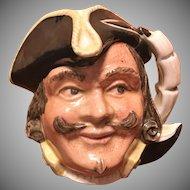 Royal Doulton Captain Henry Morgan jug