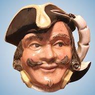 Royal Doulton Captain Henry Morgan mug