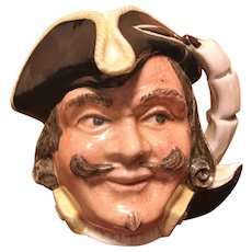 Royal Doulton Captain Henry Morgan mug
