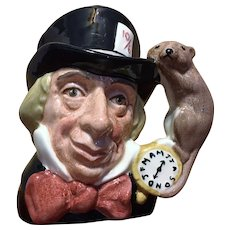 """Royal Doulton """"The Mad Hatter""""  D 6602"""