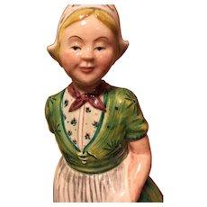 "Gort porcelain figurine ""Greta"""