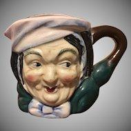Sairey Gamp mug Occupied Japan