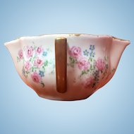 Vintage porcelain gravy boat by Pillivuyt of  France