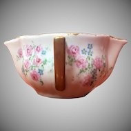 Vintage porcelain gravy boat by Pillivuyt of  France
