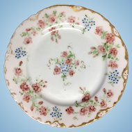 Eight matching Rosenthal Versaille 5 inch plates.