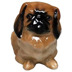 Royal Doulton Pekingese bone china