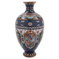 Early 20th Century Cloisonné Vase