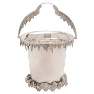 Novelty Victorian Ice Bucket, Circa 1870
