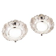 Pair of Silver Bon Bon Dishes, Birmingham 1933
