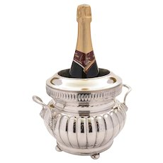 Georgian Sheffield Plated Champagne Bucket