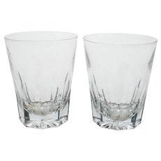 Pair of Shipping Company Glasses, Circa 1930