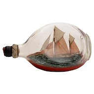 Ship in Bottle, Circa 1920