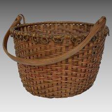 Swing Handle Splint Basket
