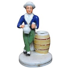 English  Porcelain Figure circa 1820