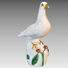 Pennsylvania Chalkware Dove