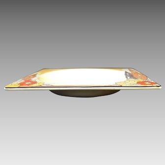 Clarice Cliff Biarritz Capri Plate