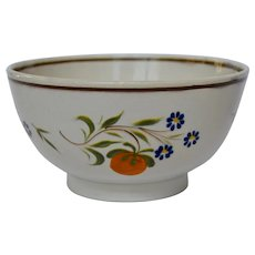 Leeds Type Pearlware 5 Color Bowl