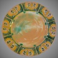Royal Doulton Plate Designed by Frank Brangwyn