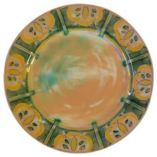 Royal Doulton Plate Designed by Frank Brangwyn