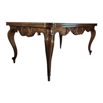French 19C Louis XV Style Dining Table