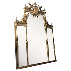 French 19th Century George II Mirror