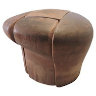 Vintage Wood Hatmakers' Block - 5 Piece - Killian Newsboy Hat