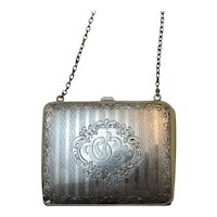 Pre 1900 Sterling Silver Purse R.Blackington & Co