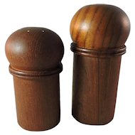 Mid Century TEAK Salt/Pepper Grinder designed by Gunnar Cyren for Dansk