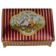 Atelier LeTallec Laque de Chine Porcelain Box