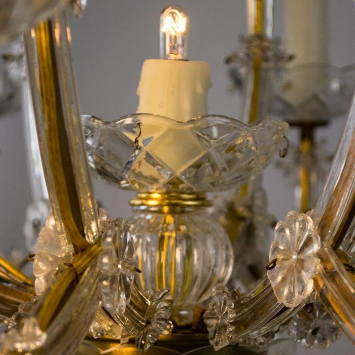 9 light maria theresa bohemian crystal chandelier table m ruby 9 light maria theresa bohemian crystal chandelier mozeypictures Image collections